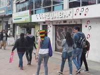 Comerciantes del centro de Soacha denuncian abuso de autoridad
