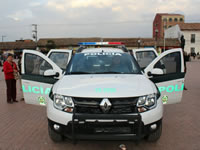 Nuevo parque automotor refuerza  la seguridad en Soacha