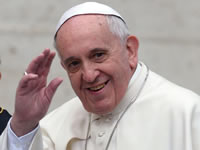 Vaticano responde solicitud sobre visita del papa Francisco a Soacha