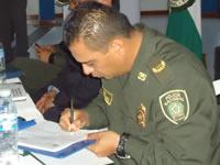 Policía entrega zona libre de microextorsión  y conforma Frente de Seguridad en Soacha