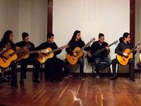Concierto Ensamble de guitarra en Sibaté