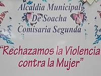 Soacha respalda a las mujeres y rechaza la violencia en su contra