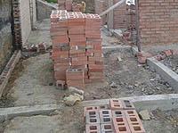 Más de 100 mil unidades de material ha entregado el grupo ladrillo verde a Soacha