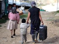 Las huellas de la guerra, una triste realidad que se vive en Soacha