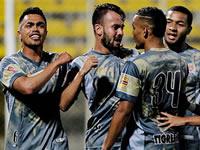 Tigres, el equipo que juega en  Soacha y que ascendió a la primera división