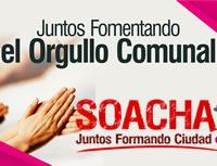 Iniciativas comunales serán premiadas en Soacha