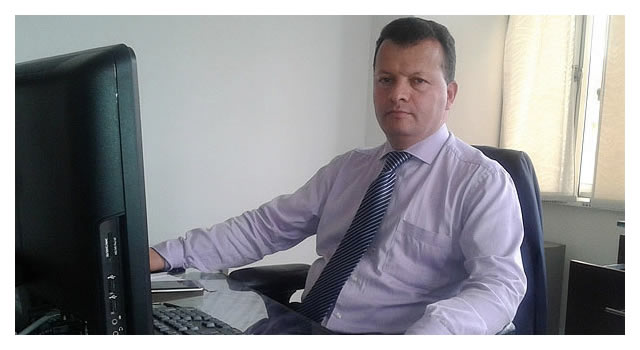 Médico boyacense es el nuevo Gerente de la E.S.E. Municipal