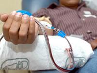 Bomberos de Soacha se unen a campaña para donar  plaquetas de sangre