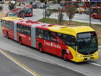 Transmilenio mejora infraestructura del sistema