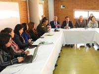 Soacha atiende informe de riesgo emitido por la CIAT