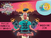 Todo listo para el Festival Soacha Hip- Hop 2016