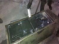 Incautan en Sibaté dos toneladas de cocaína