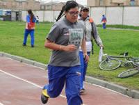 Deporte y diversión que promueve el IMRDS en Soacha