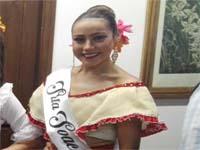Señorita Soacha es la nueva reina departamental de la gastronomía