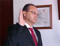 Hernán Castellanos  nuevo Secretario de educación de Soacha