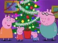 Luces, Peppa Pig y árbol de los deseos acompañan la navidad de Mercurio