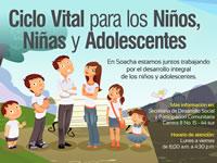 Alcaldía de Soacha promueve los derechos de los niños y adolescentes