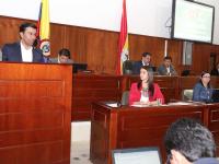 Avanzan sesiones extraordinarias de Asamblea de Cundinamarca