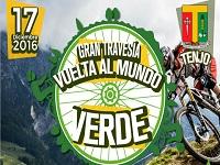 Este sábado la Gran Travesía Vuelta Al Mundo Verde en Tenjo