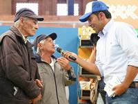 """Programa """"Familias Unidas, Felices y Bien Nutridas"""" beneficia a 18 mil  familias del departamento"""