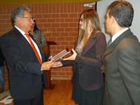 Dos fundaciones de Soacha reciben premio por su labor con niños