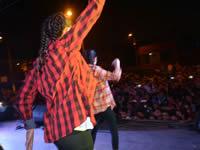 Alegría y sana convivencia en el Festival Multicultural de la  comuna tres