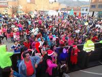 Por primera vez Festival Sol y Luna llega a los barrios de Soacha