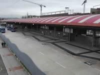 Servicio de Transmilenio mejoró con la apertura de la Estación Intermedia San Mateo