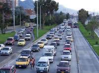 Se levanta el pico y placa en Bogotá