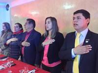 Con cena navideña, alcalde de Soacha resalta trabajo de los ediles