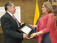 Empresarios de Soacha reciben reconocimiento