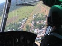 Falsos oficiales de la Fuerza Aérea en Puerto Salgar