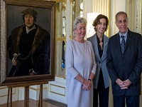 Familia judía recupera cuadro saqueado por los nazis