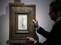 Encuentran dibujo perdido de Leonardo Da Vinci
