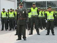 Balance de seguridad en Soacha en el Año Nuevo