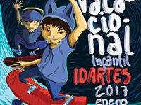 Teatro Vacacional Infantil en enero
