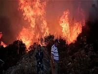 Anuncian medidas para evitar incendios en los cerros de Bogotá