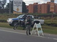 En Cundinamarca, plan retorno es apoyado por la Fuerza Aérea