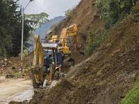Autopista Medellín-Bogotá aún no tiene fecha de reapertura