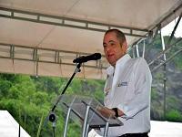 Vicepresidente anuncia obras en Cundinamarca