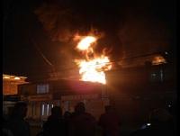 Controlado incendio en el sector de León XIII Soacha