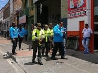 En el centro de Bogotá disminuyeron los delitos