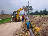Se destraba  construcción del acueducto a la Mesa y Anapoima