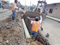 Empezará la fase II  de construcción de redes de alcantarillado