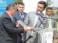 Se suscribe convenio que garantiza contratar  obras para fases II y II de Transmilenio Soacha