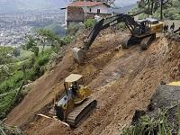 Cuatro vías principales de Cundinamarca colapsaron por lluvias
