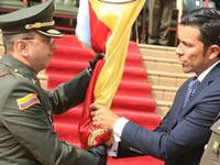 Toma posesión nuevo comandante de la Policía  en Cundinamarca