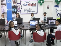 Llegarán nuevos puntos Vive Digital a Cundinamarca