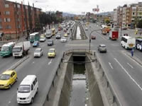 Anuncian  medidas para reducir accidentalidad en la avenida Boyacá