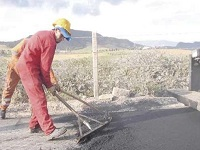 Falta poco para terminar la 'Troncal del carbón'